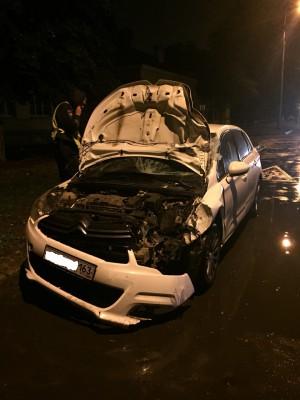 В Самаре на проспекте Металлургов пьяный водитель иномарки насмерть сбил пешехода на переходе и  скрылся с места ДТП