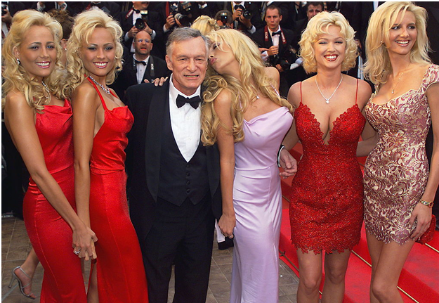 Умер Хью Хефнер – легендарный основатель Playboy
