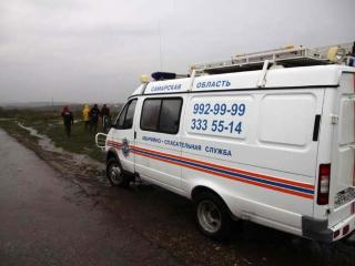 Около поселка Винтай спасатели Тольятти искали заблудившихся грибников