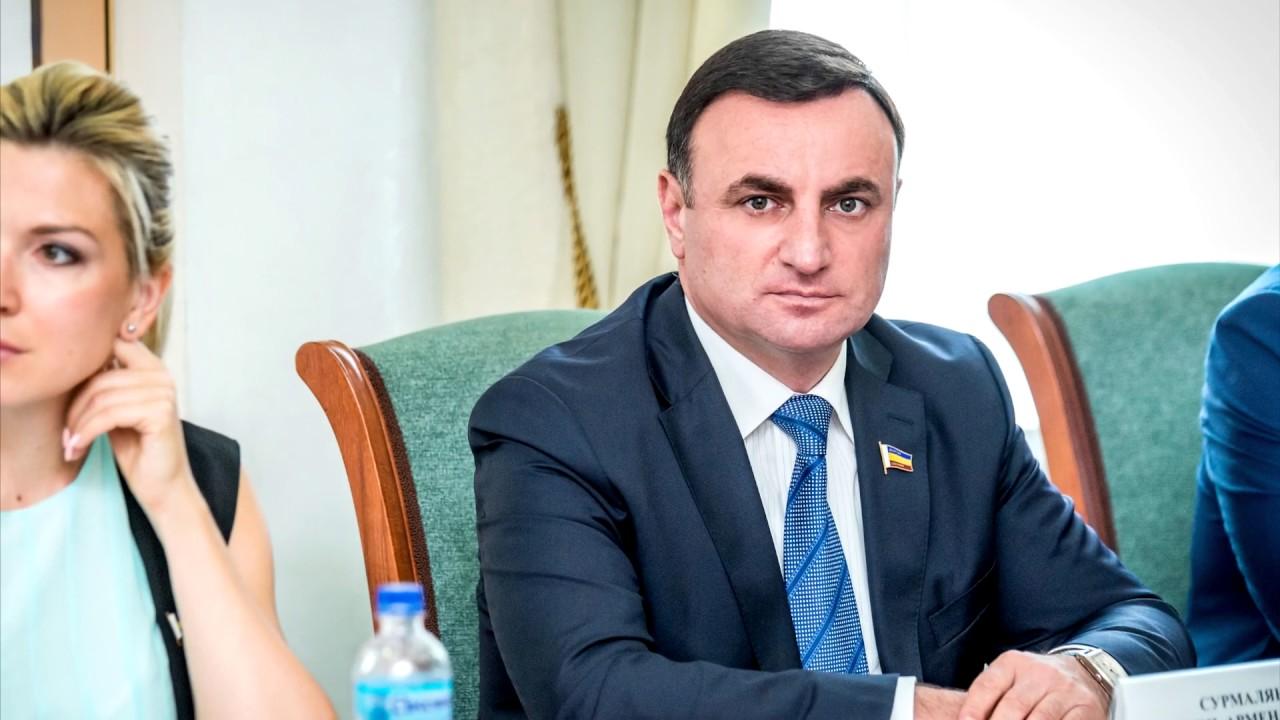 Арутюн Сурмалян — депутат и общественный деятель Ростовской области