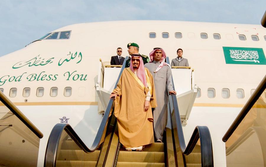 Как путешествуют главы государств и не только