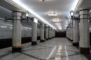 Станцию метро «Алабинская» готовят к работе по постоянной схеме