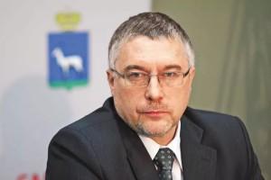 Дмитрий Азаров представил нового главу министерства финансов Самарской области