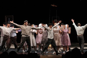 В Самарском драмтеатре  состоялась церемония закрытия фестиваля «Волга театральная»
