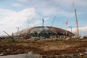 Найден подрядчик на озеленение стадиона Самара-Арена
