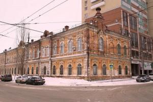 Старинное здание Соколовской богадельни в Самаре отреставрируют