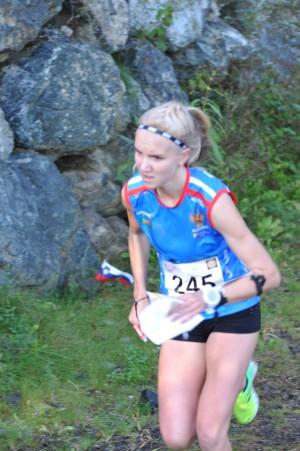 На Кубке Европы ориентировщица из Самары  Анна Дворянская завоевала две медали