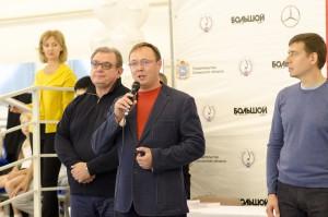 Алексей Немов провёл в Тольятти мастер-класс для гимнастов