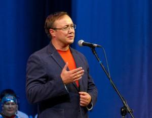 В многонациональном Тольятти отметили 20-летие чувашского ансамбля «Шанчак»