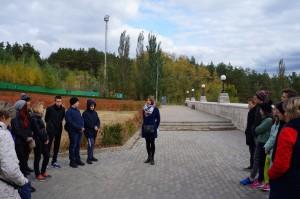 В Тольятти ПВГУС провел серию квест-экскурсий «Дневник эколога»