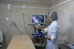 Самарской городской детской больнице №1 немецкая делегация передала новое медоборудование