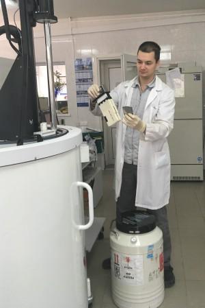Специалисты госпиталя в Манчестере сообщили об успешном получении пуповинной крови из Самары