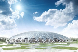 Территорию около стадиона «Самара Арена» благоустроит