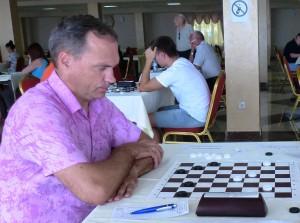 Самарец Олег Дашков дважды выиграл чемпионат России по шашкам