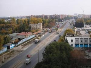 Заводское шоссе в Самаре расширят вдвое