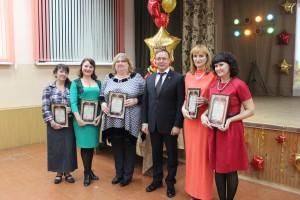 Школа №16 Тольятти отметила полувековой юбилей