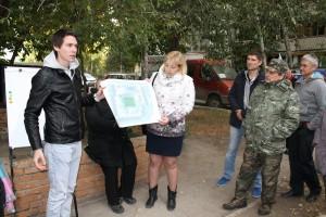 Активисты ОНФ предложили проект «Читающий дворик» для благоустройства дворов в Самаре