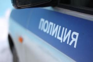 В Тольятти мужчина топором пытался вырубить двойную сплошную линию на дороге