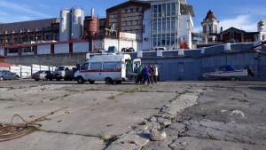 Спасатели срочная эвакуировали из Рождествено женщину с заболеванием сердца