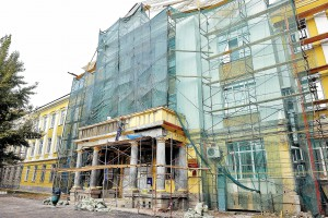 До конца года в Самаре отремонтируют два корпуса больницы им.Семашко