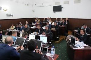 В Думе Тольятти прошло собрание депутатов всех уровней