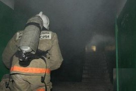 На ул. Молодежной в Самаре горели оконные рамы