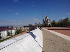 «Это никуда не годится»: Самарский архитектор Дмитрий Орлов предлагает новый вариант наполнения ниш в стене славы