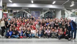 Волонтеры Самарской области уже отправились на XIX Всемирный фестиваль молодежи и студентов