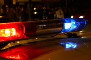 В Исаклинском районе полицейские нашли и задержали водителя, скрывшегося с места ДТП