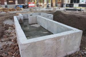 В Самаре  продолжаются работы по восстанавлению двух фонтанов