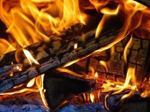 На улице Советской Армии в Самаре горели  сараи и гаражи
