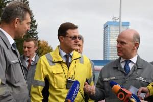 Дмитрий Азаров: «Беспрецедентные меры поддержки АвтоВАЗ получил благодаря личному участию Президента России»