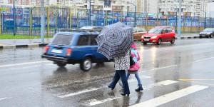 Госдума приняла закон об увеличении штрафов за непропуск пешеходов: штрафовать будут на 2500 рублей вместо 1500 рублей