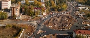 Новая развязка на Московском шоссе не даст построить три выхода станции метро «Московская»