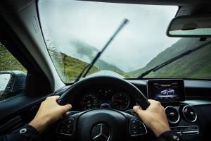 Из московского автосалона угнали Gelandewagen стоимостью 11,5 миллионов рублей