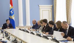 В Самаре состоялось первое заседание рабочей группы по вопросу оказания мер социальной поддержки