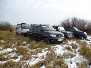 Сызранский джипер с протезами собирается преодолеть 300 км бездорожья