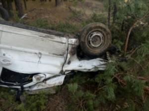 В Сызранском районе ВАЗ 21102 врезался в иномарку Lifan