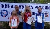 В финале Кубка России по мини-гольфу победу одержали спортсмены Самарской области