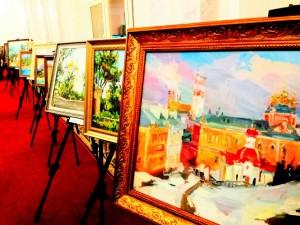 В Самаре прошел благотворительный аукцион: удалось реализовать более 50 картин на общую сумму 3,5 миллиона рублей