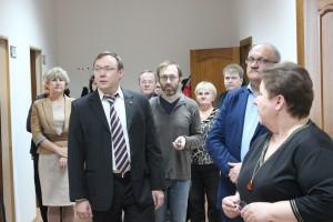 Представители Думы Тольятти ознакомились с работой Центра информационных технологий