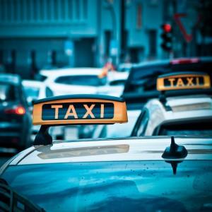 В Самаре клиент подрался с таксистом