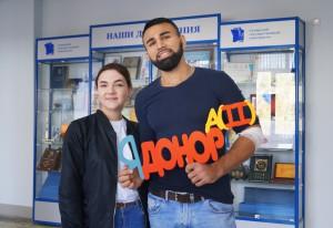 Четыре самарских университета приняли участие в студенческом донорском марафоне
