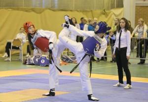 В Сызрани прошел областной чемпионат по тхэквондо WTF