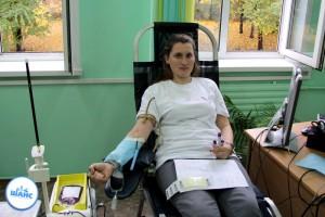 Молодые активисты ОНФ в Тольятти приняли участие в акции по сдаче донорской крови «Капля Жизни»