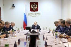 Михаил Бабич провёл заседание Коллегии по вопросам безопасности