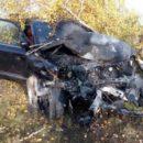 В Тольятти Lada Vesta врезалась в Lexus LX 570 с нетрезвым водителем