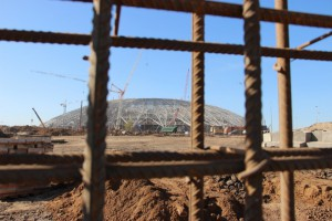 Стадион Самара-Арена оснастят системой контроля доступа