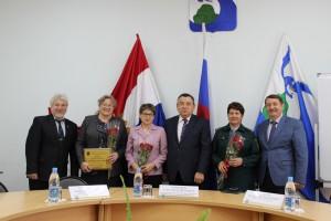 В Жигулевске состоялось торжественное награждение сотрудников национального парка «Самарская Лука»