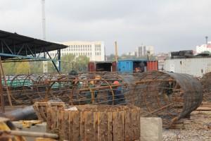 В Самаре подрядчик прекратил строительные работы на территории центра «Олимп»